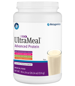 ULTRAMEAL ADVANCED PROTEIN-14 SERVINGS-DUTCH CHOCOLATE FLAVOR WITH OTHER NATURAL FLAVORS