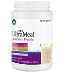 ULTRAMEAL ADVANCED PROTEIN-14 SERVINGS-FRENCH VANILLA FLAVOR AND THER NATURAL FLAVORS