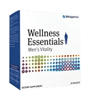WELLNESS ESSENTIALS MEN'S VITALITY-30 PACKETS