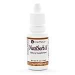 NUTRISORB VITAMIN A 0 .5 OZ/