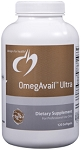 OMEGAVAIL™ ULTRA 120 SOFTGELS with lipase