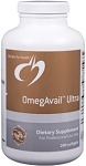 OMEGAVAIL™ ULTRA 240 SOFTGELS with lipase