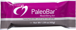 PALEOBAR™ MIXED BERRY BAR - CASE OF 18