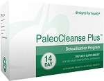 PALEOCLEANSE PLUS™ 14 DAY DETOXIFICATION PROGRAM (INCLUDES SHAKER BOTTLE)