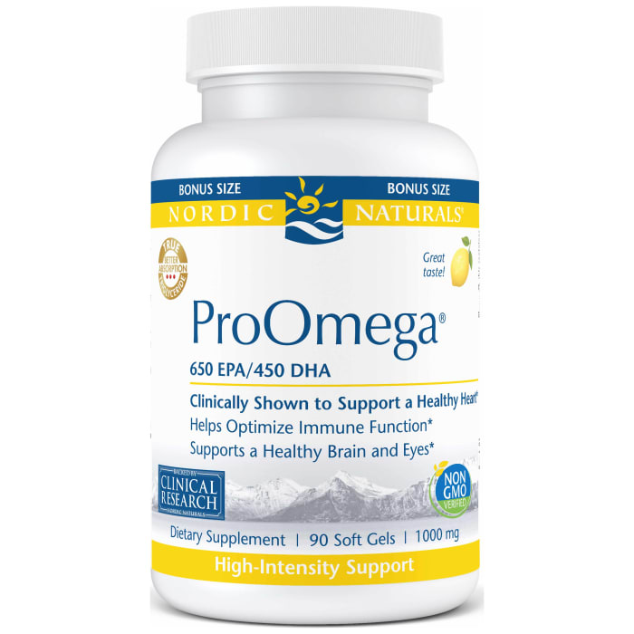 PROOMEGA (LEMON) -- 210 SOFTGELS