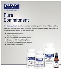 PURE COMMITMENT POSTER (BOTTLES)