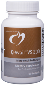 Q-EVAIL™ 200MG 60 SOFTGELS
