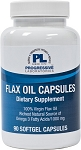 FLAX OIL CAPSULES 1000 MG  90 SOFTGELS CAPSULES