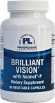 BRILLIANT VISION with SEANOL-P™ 90 VEGETABLE CAPSULES