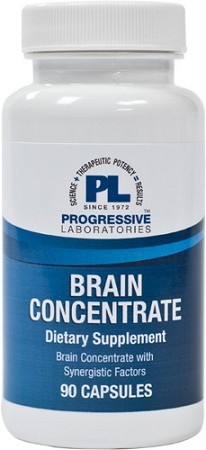 BRAIN CONCENTRATE-90 CAPSULES