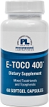 E TOCO  60  SOFTGELS