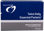 TWICE DAILY ESSENTIAL PACKETS™