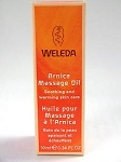 ARNICA MASSAGE OIL 0.34 OZ