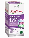 KIDS COUGH & FEVER RELIEF SYRUP 4 FL OZ
