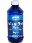 COLLOIDAL SILVER 30 PPM 8 FL OZ
