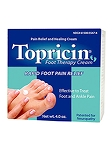 TOPRICIN FOOT THERAPY CREAM 4 OZ