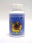 NATURAL VITAMIN E 400 IU 100 GELS