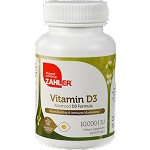 Vitamin D 10,000 IU 120 softgels