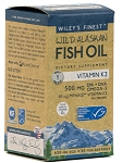 WILD ALASKAN FISH OIL VIT K2 60 SOFTGELS