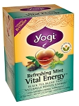 REFRESHING MINT VITAL ENERGY 16 BAGS