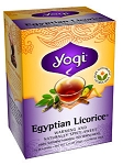 EGYPTIAN LICORICE ORGANIC 16 BAGS