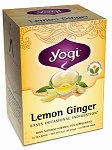 LEMON GINGER 16 BAGS