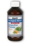 DECONGEST HERBAL COUGH SYRUP 8 FL OZ