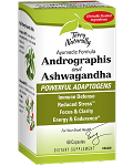 Andrographis And Ashwagandha - 60 Capsules