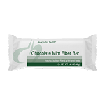 CHOCOLATE MINT FIBER BAR - CASE OF 18 BARS