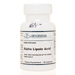 ALPHA LIPOIC ACID 100MG – 60 CAPSULES