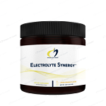 Electrolyte Synergy™ (240 GRAMS) - NATURAL LEMON / ORANGE FLAVOR