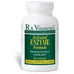 ACTIVATED ENZYME FORMULA - 90 CAPSULES