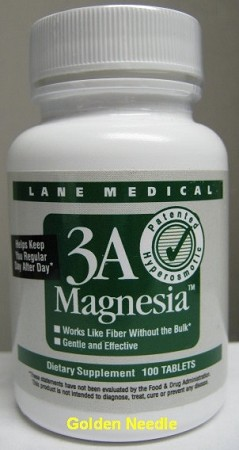 3A MAGNESIA 384MG 100T