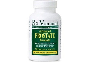 ADVANCED PROSTATE FORMULA - 90 SOFTGELS