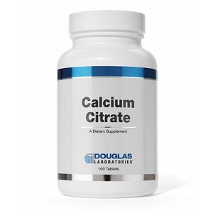 CALCIUM CITRATE (250 MG.) - 250 COUNT