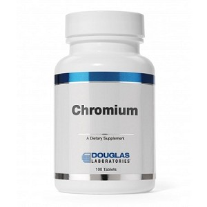 CHROMIUM (1 MG.) - 100 TABLETS