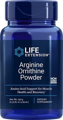 ARGININE ORNITHINE POWDER - 5.29 OZ
