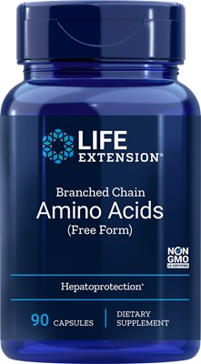 BRANCHED CHAIN AMINO ACIDS - 90 Capsules