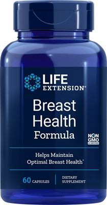 BREAST HEALTH FORMULA - 60 Capsules