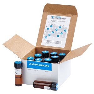 CANDIDA ALBICANS SERIES SYMPTOM RELIEF: SERIES KIT