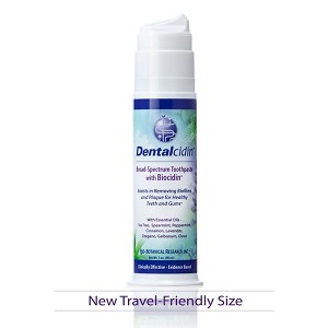 DENTALCIDIN TOOTHPASTE (90ML) - 3 OZ