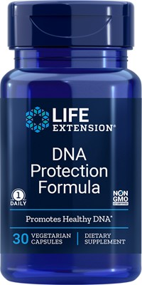 DNA PROTECTION FORMULA - 60 Vegetarian Capsules