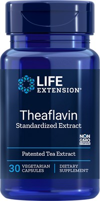 THEAFLAVIN STANDARDIZED EXTRACT - 30 Vegetarian Capsules