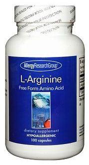 L-ARGININE 500MG 100C