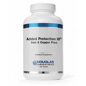 ADDED PROTECTION III ® - (IRON-FREE, + COPPER)