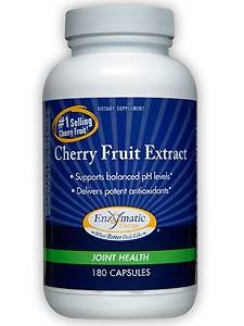 CHERRY FRUIT EXTRACT 180 CAPS (CHER7)