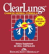 CLEAR LUNGS-60 capsules