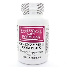 CO-ENZYME B COMPLEX - 100 CAPSULES