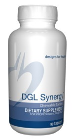 DGL SYNERGY™ 90 CHEWABLE TABLETS