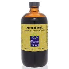 ADRENAL TONIC (FORMERLY GINKOLA TONIC) 16OZ